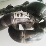 Turbo-1 Tubular Exhaust Manifold 4G63 Evo 4-9