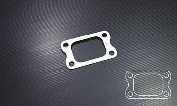 Siruda Turbo Pipe Gasket For Nissan RB25DET 1.6MM