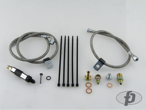 Forced Performance Oil Feed Line to suit Stock Frame Turbochargers