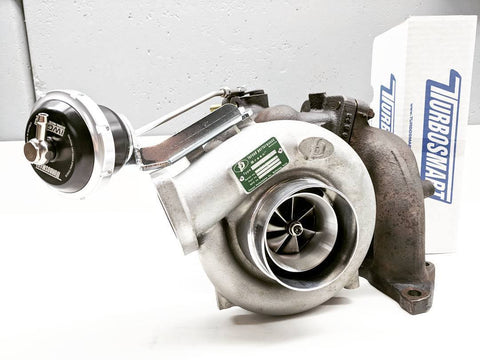Forced Performance Evo 9 Stock Frame FP Green MHI 73HTZ Turbocharger