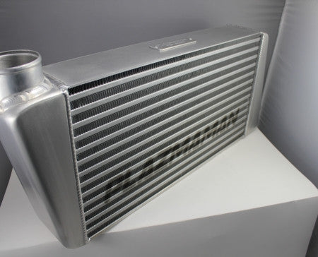 Plazmaman Mitsubishi Evo 10 CZ4A 100mm Race Intercooler - 1400HP
