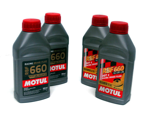 Motul RBF660 Brake Fluid 500ml