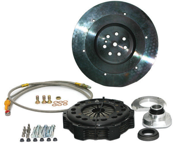 Norris Designs Triple Plate Clutch Kit - Mitsubishi Evo 4-9, 5 Speed