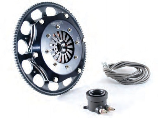 TILTON TWIN DISK CERAMETALLIC EVO 7-9 (5-SPEED) CLUTCH KIT (56-353)