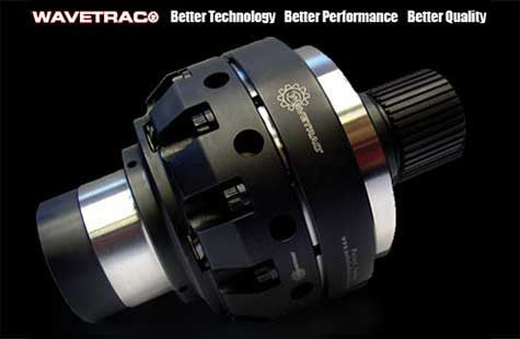 Wavetrac Differential Mitsubishi Lancer Evolution 7-9 Front LSD