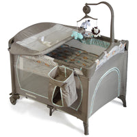 Mama&kids Protable Baby Playpen & Travel Cot