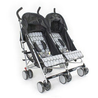 Love n Care Push N Go Duo Twin Stroller - Baby Style - 3