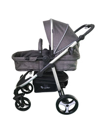 Opalgo 3 in 1 Travel System with ISOFIX Base