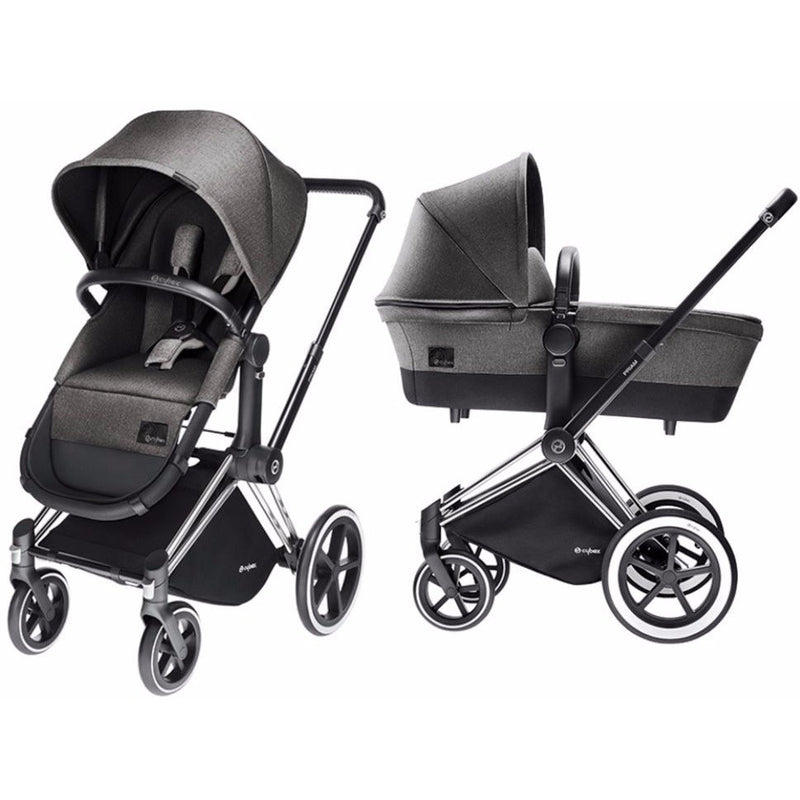 Cybex Priam Pushchair With 2 In 1 Seat