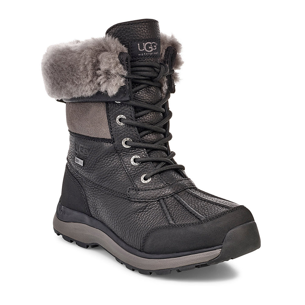 UGG Waterproof Adirondack III Black