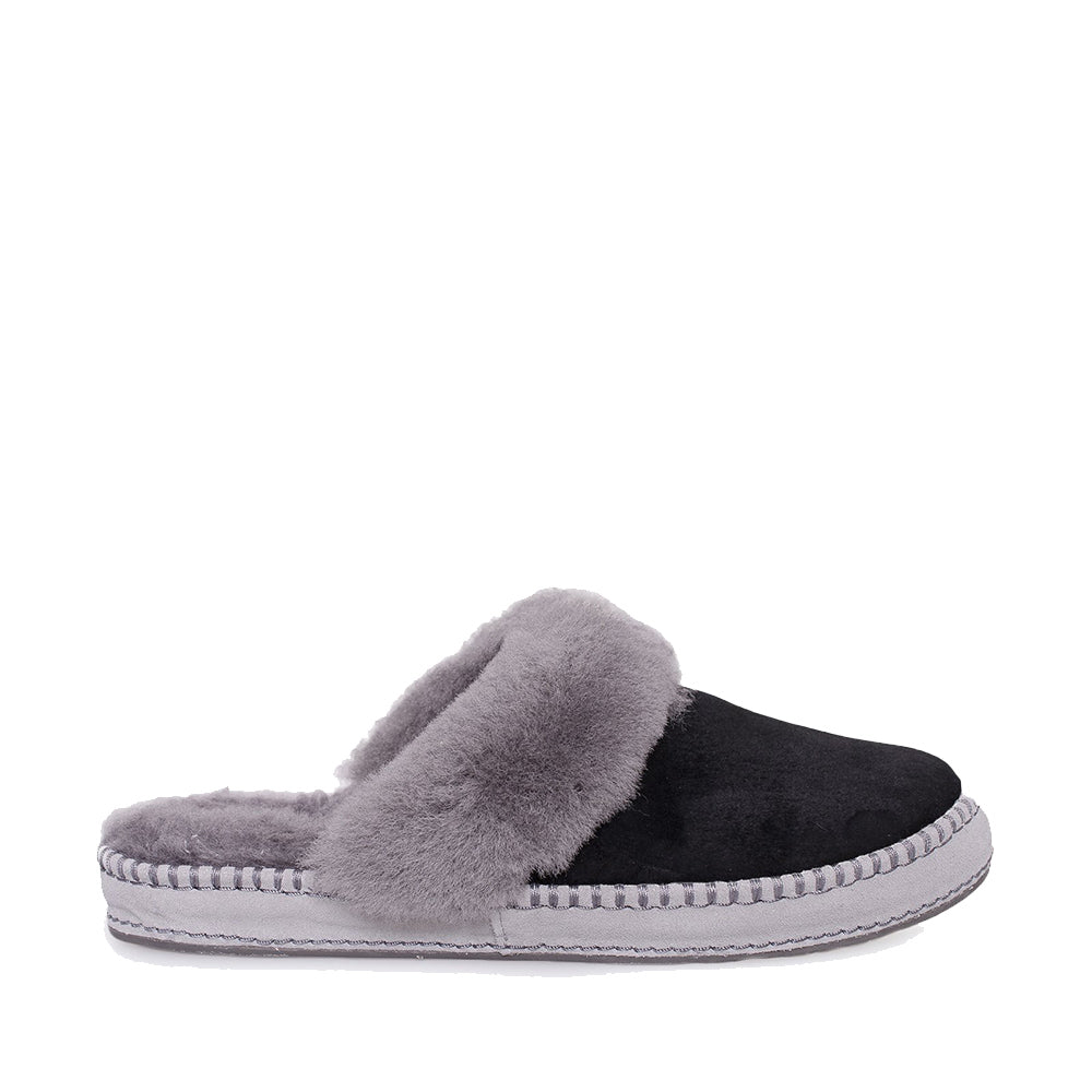 Load image into Gallery viewer, UGG Aira Slipper Black