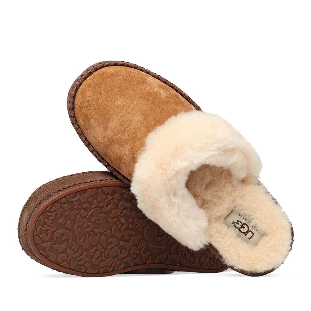 Load image into Gallery viewer, UGG Aira Slipper Chestnut