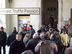 French truffle markets