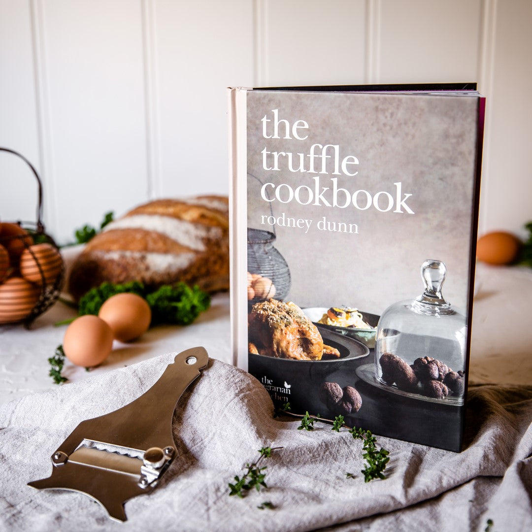 The Truffle Cookbook and Truffle Shaver