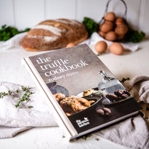 The Truffle Cookbook by Rodney Dunn
