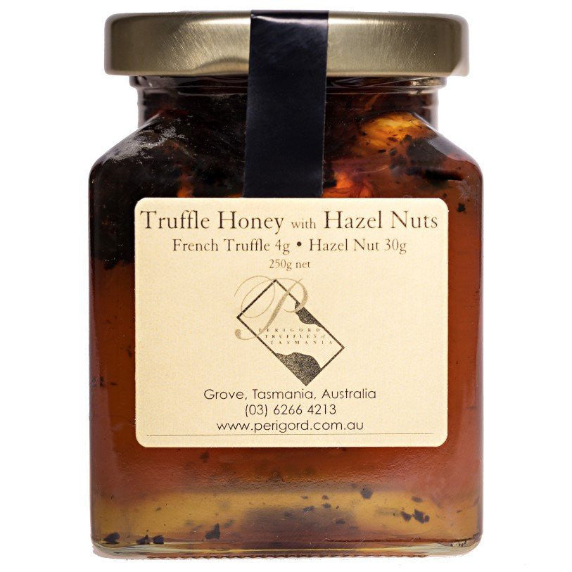 Truffle Honey with Hazelnuts