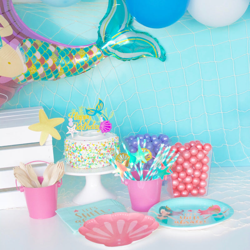 Mermaid Party Box
