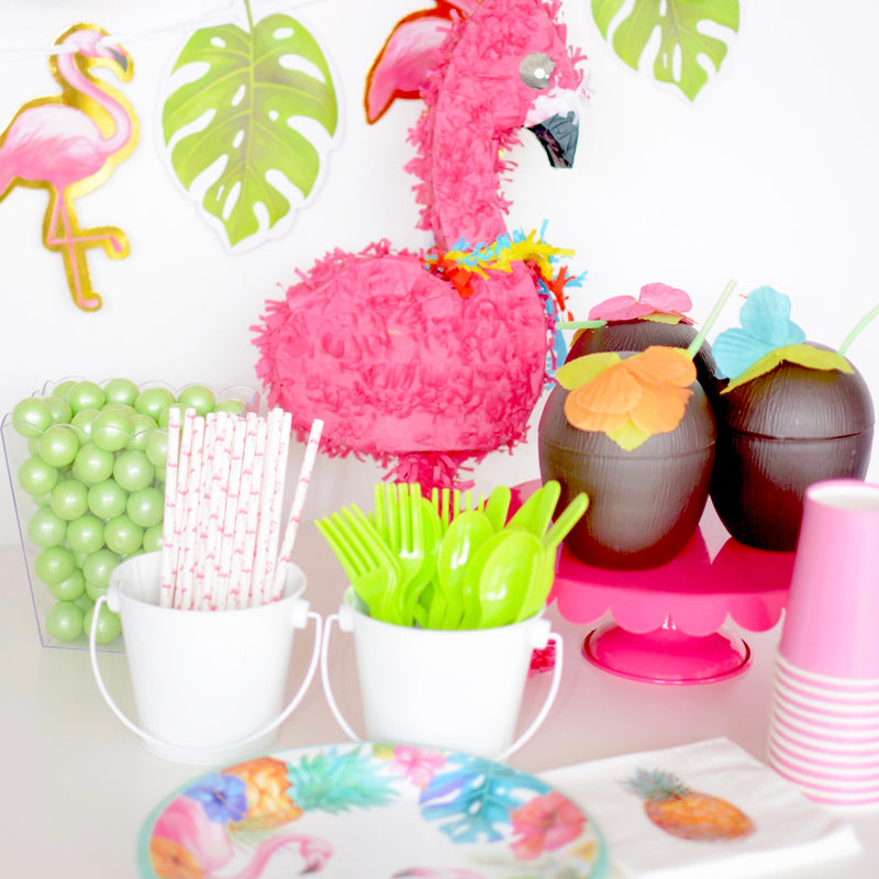 Lets Flamingle Party Box