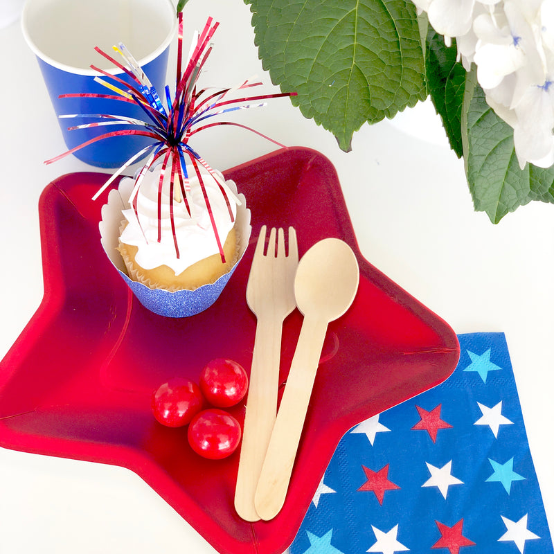 Stars and Stripes Party Box