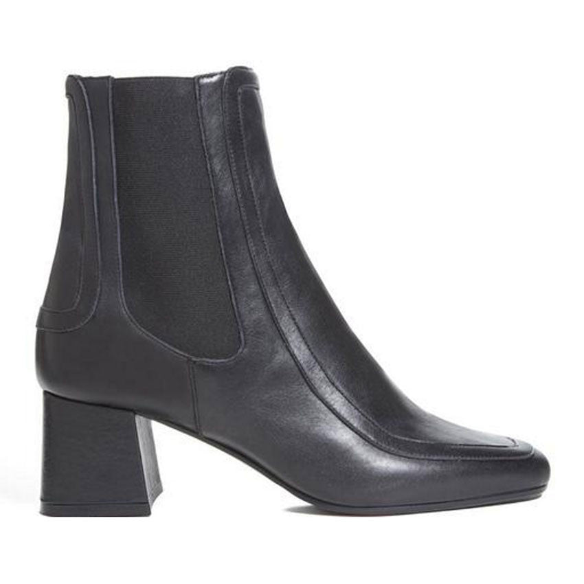 Aska Leather Gasteau Booties free shipping finishline outlet pick a best tumblr cheap price bohUO