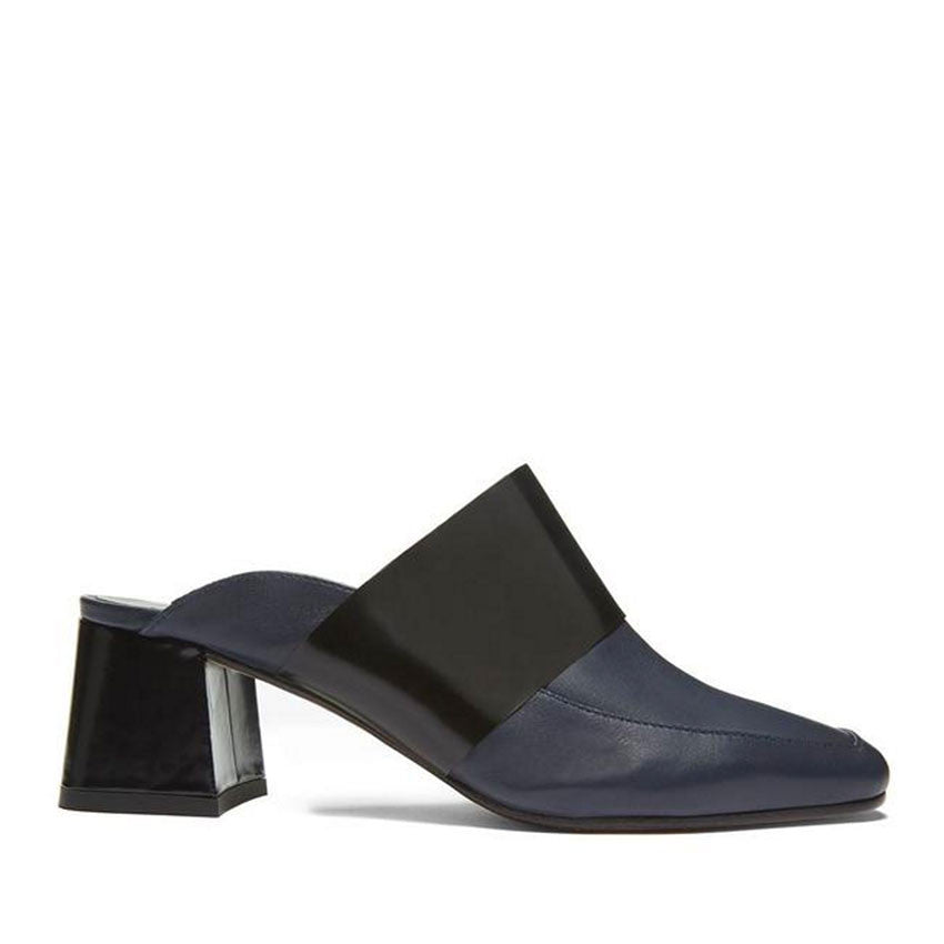 Aska Gwynne Leather Mules sale pay with paypal really cheap online best online sale manchester great sale 5RZ9h
