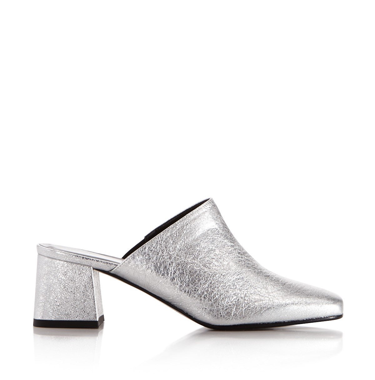 Aska Gem Leather Mules good selling for sale buy cheap shopping online browse cheap price with credit card free shipping O1tYaM