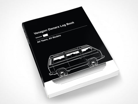 Vanagon Owners Log Book