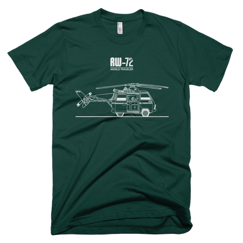 RW-72 World Traveler T-Shirt