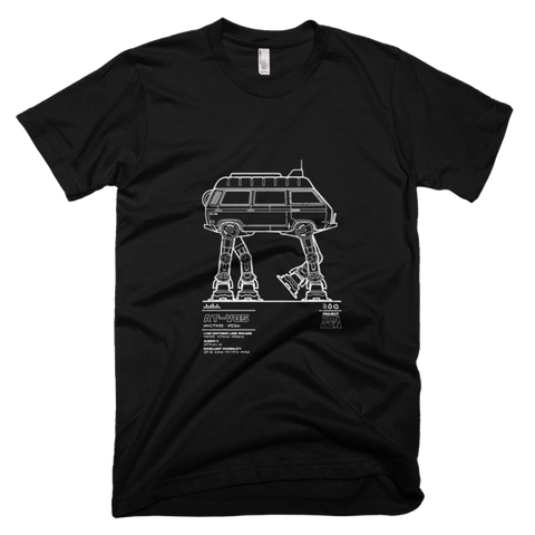 AT-V85 Walker Tshirt