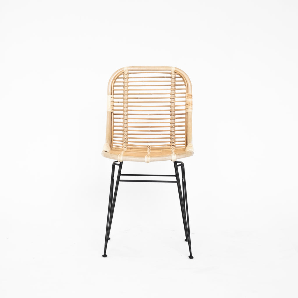Owen Cane Dining Chair - McMullin & co.