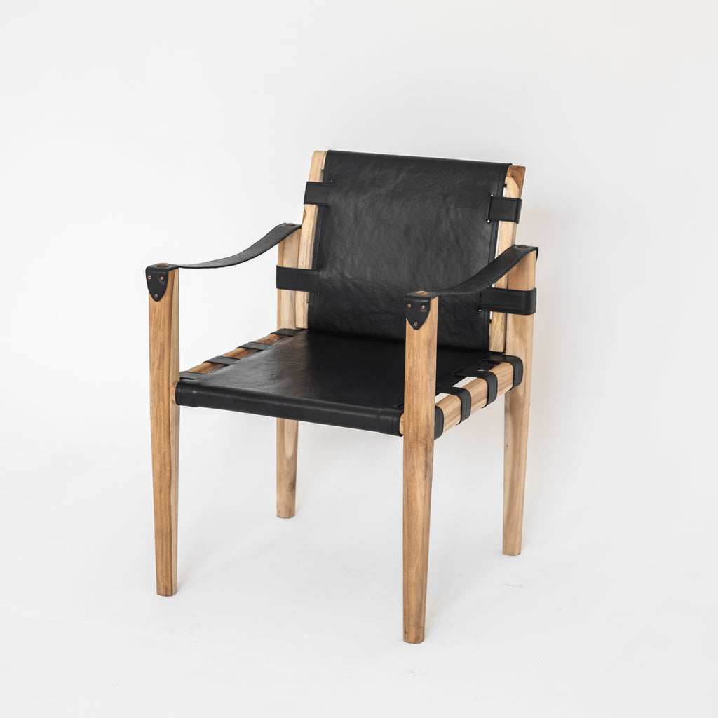 Barney Chair | Black - McMullin & co.