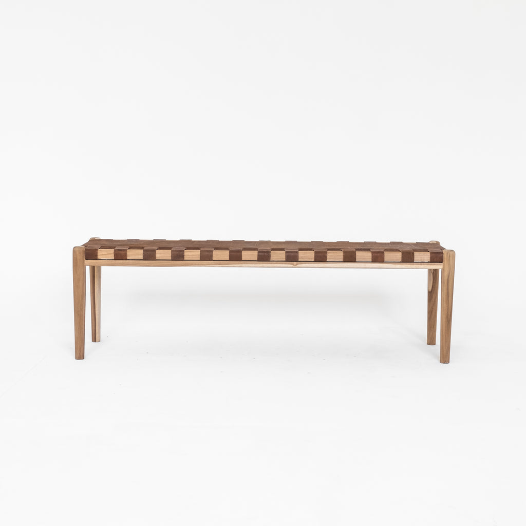 Ernie Bench Seat | Brown
