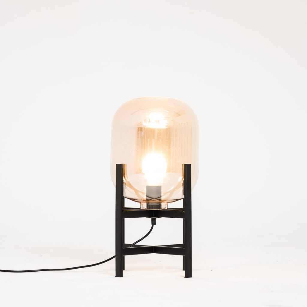 Hector Table Lamp | Amber