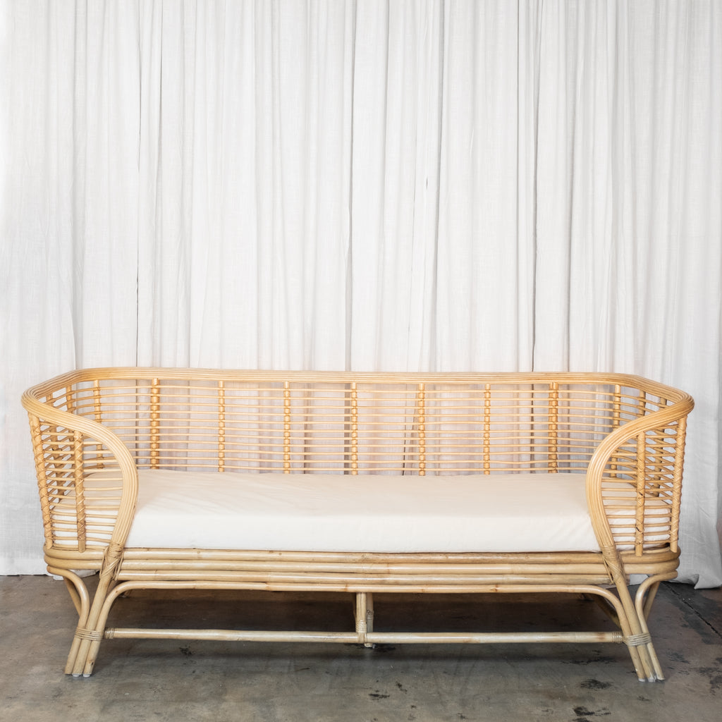 Martha Cane Day Bed - McMullin & co.