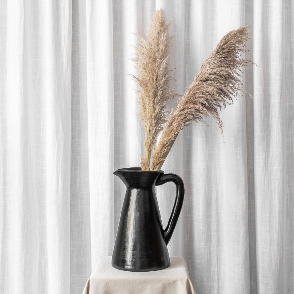 Norman Jug | Black | Large - McMullin & co.