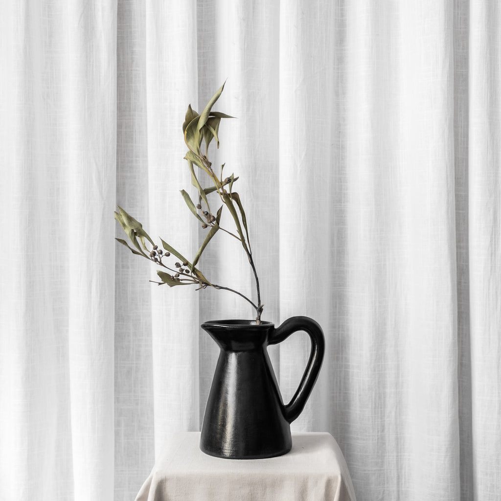 Norman Jug | Black | Small - McMullin & co.