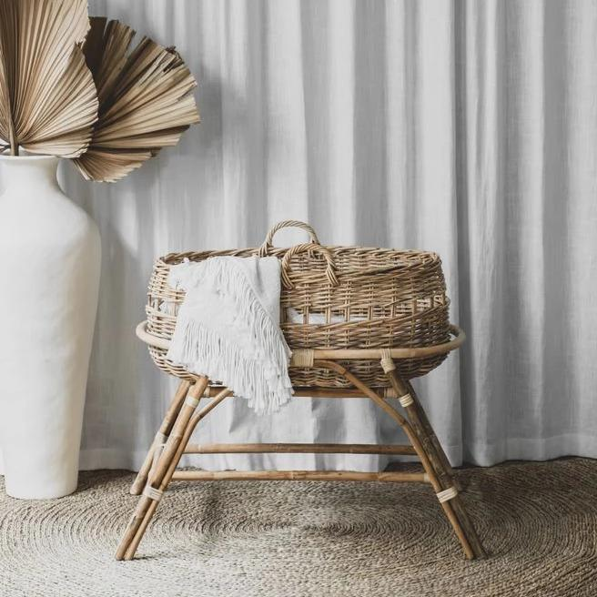 Lola Moses Basket - McMullin & co.
