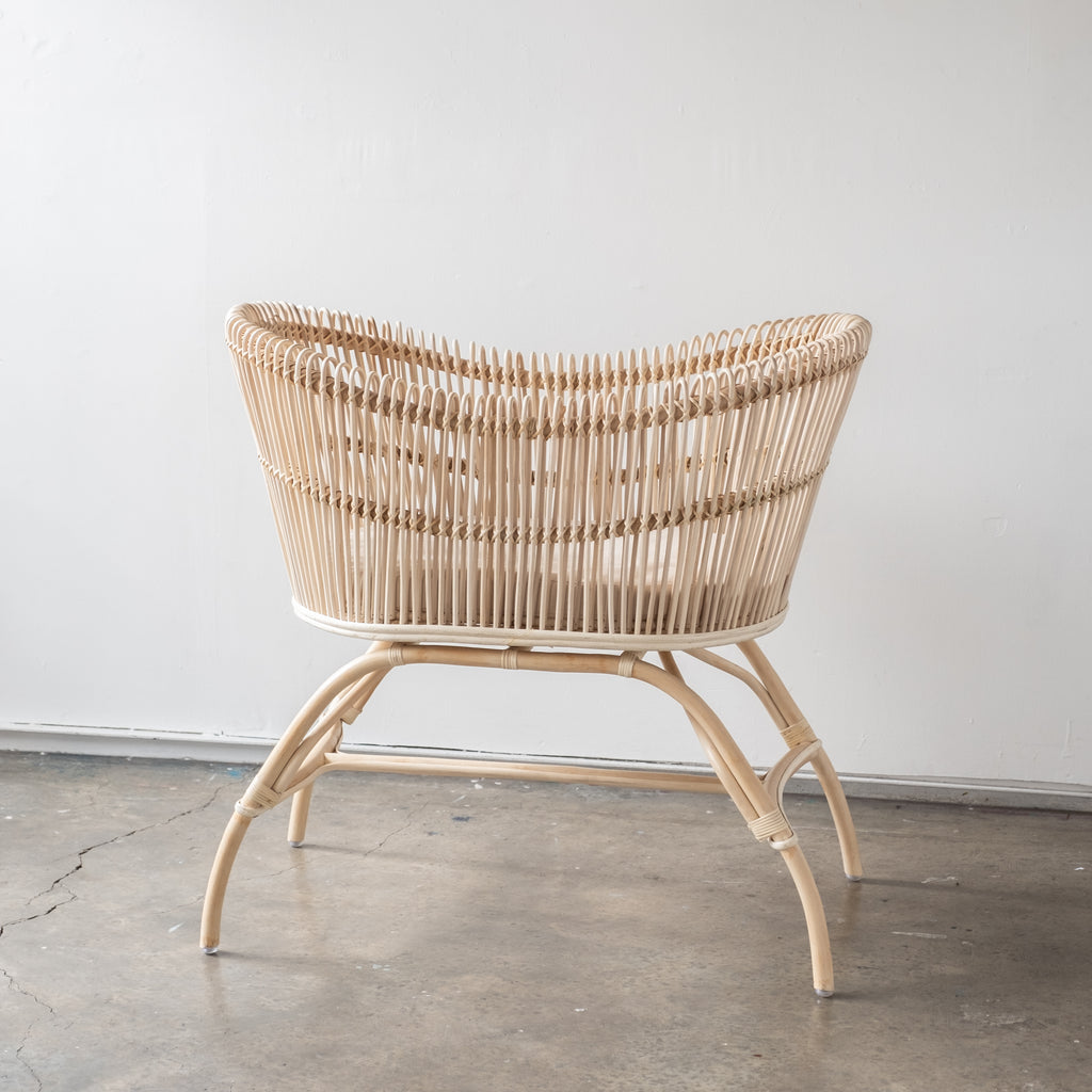 Lucie Cane Bassinet - McMullin & co.