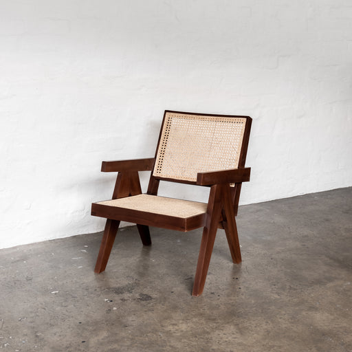 Frank Chair - Brown
