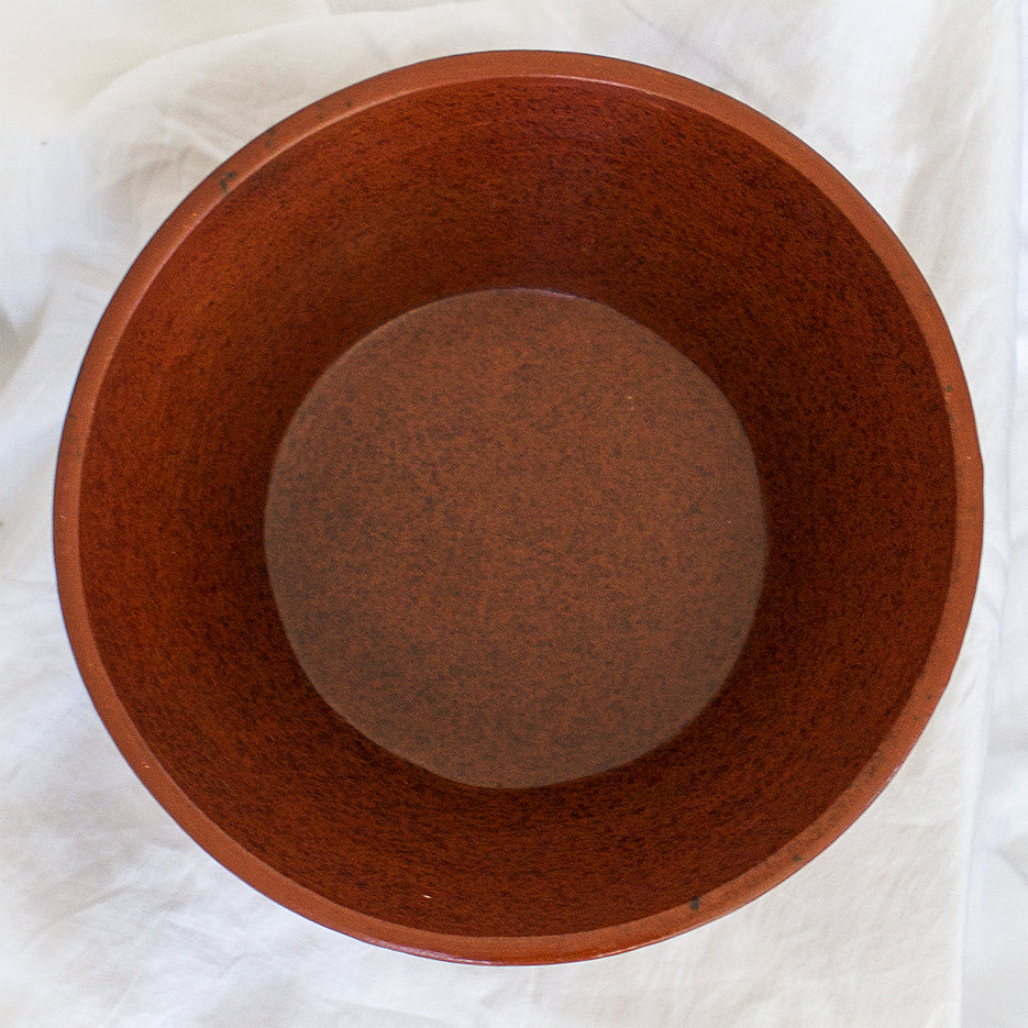 Eartha Clay Serving Bowl - McMullin & co.