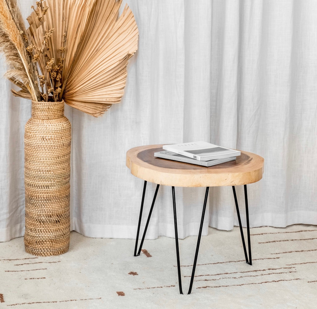 Errol Side Table - McMullin & co.