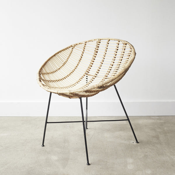 ALFIE ROUND CHAIR