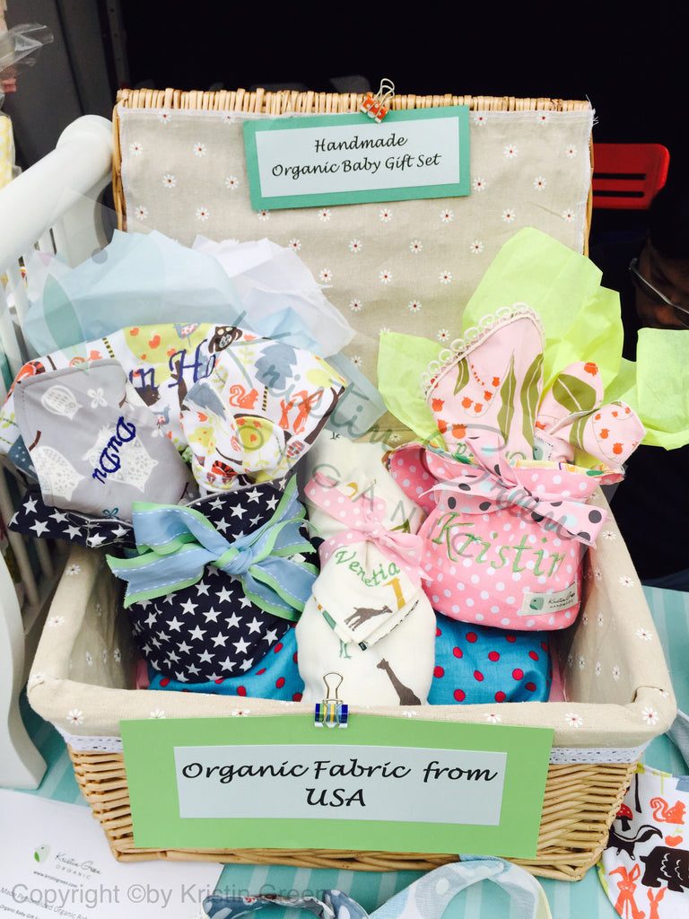 Organic personalized baby gift set c kristin green organic personalized baby gift set c negle Image collections