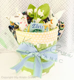 Organic Personalized Baby Gift Set G