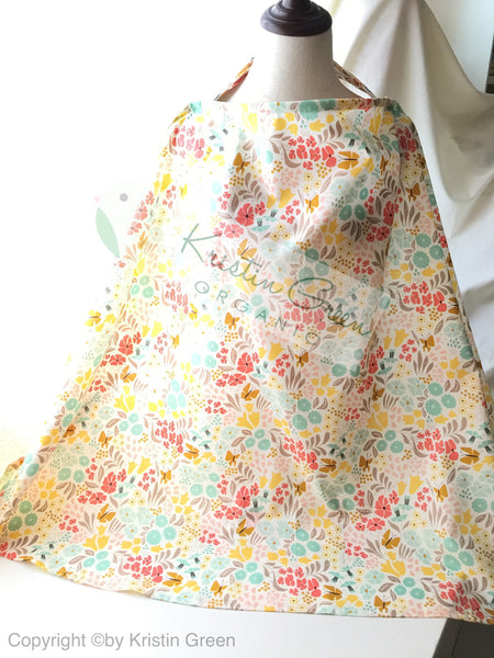 Organic Nursing Cover