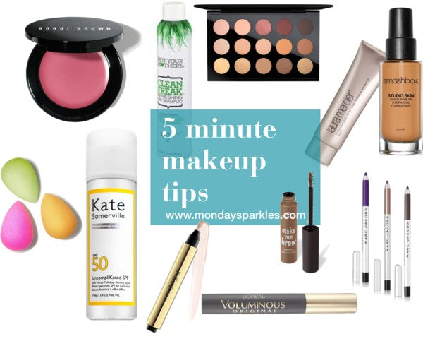 5 Minute Makeup | Master Your OWN 5 Minute Routine