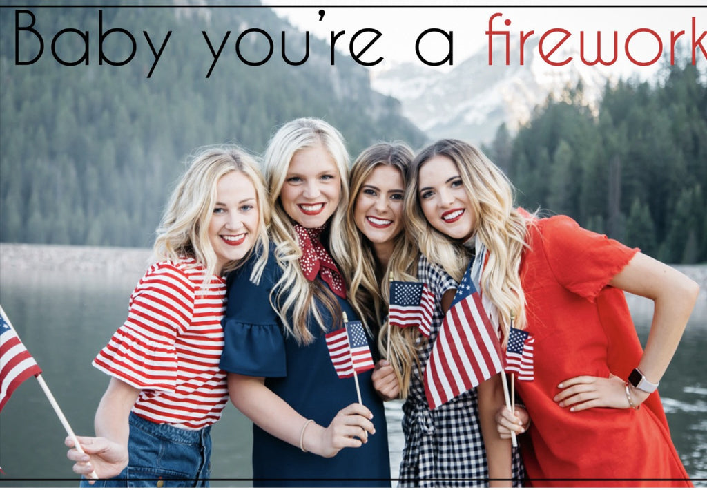 Hello Monday - Love: Fourth Of July Outfits