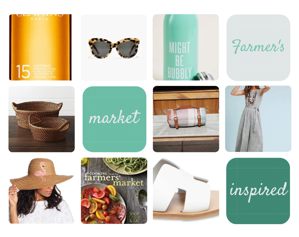 Farmer's Market Inspired | Our Favorite Things