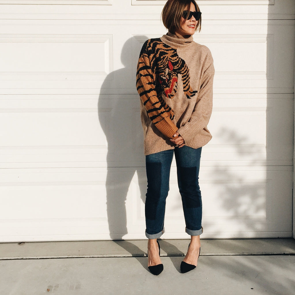 4  Stylish Ways To Slay Your Thanksgiving Oufit