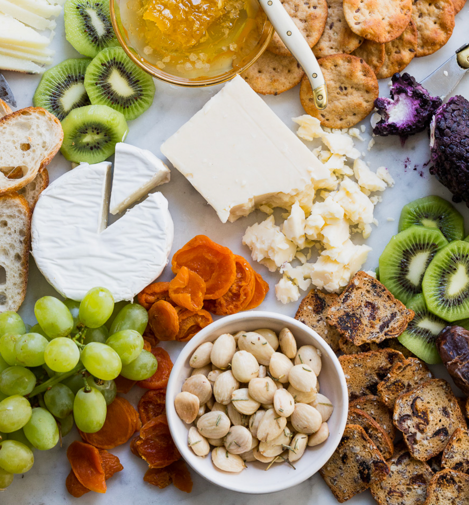 How To Make a Trader Joe's Cheese Plate